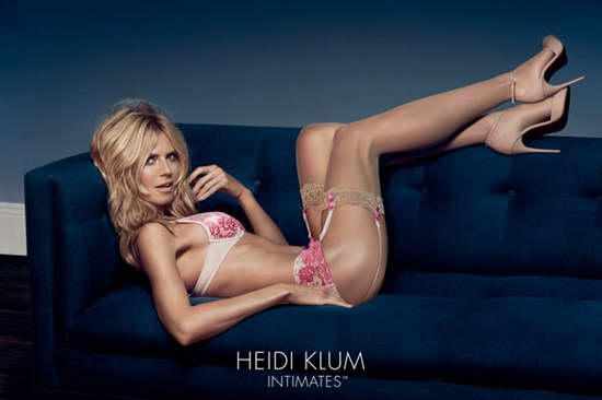 精选多款 Heidi Klum Intimates 女士精品文胸、内裤1.7折起限时清仓!售价低至6加元!