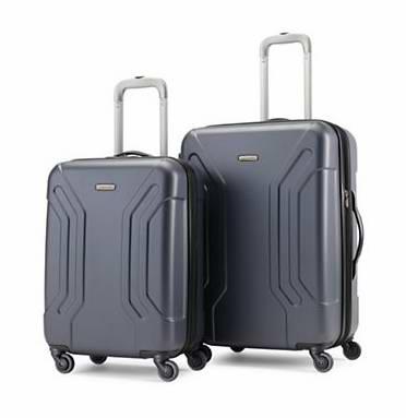 SAMSONITE 新秀丽 Sahora NXT 硬壳拉杆行李箱2件套2.8折 169.99加元限时特卖并包邮!两色可选!