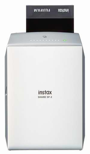历史最低价!Fujifilm 富士 Instax Share SP2 银色版 拍立得 手机打印机 129.99加元限时特卖并包邮!