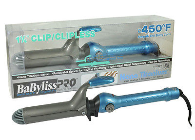 售价大降!历史新低!Babyliss Pro 专业纳米钛二合一卷发棒2.6折 24.78加元限时清仓!