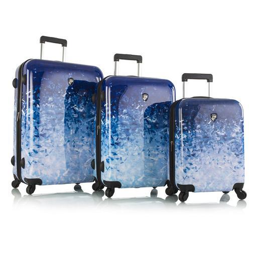 HEYS 蓝天系列 超轻全PC硬壳拉杆行李箱21 & 26 & 30寸拉杆行李箱 全部仅售90加元!