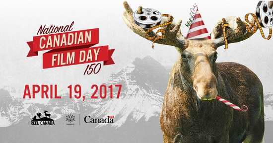 2017加拿大国家电影节,全国1700场电影免费看!