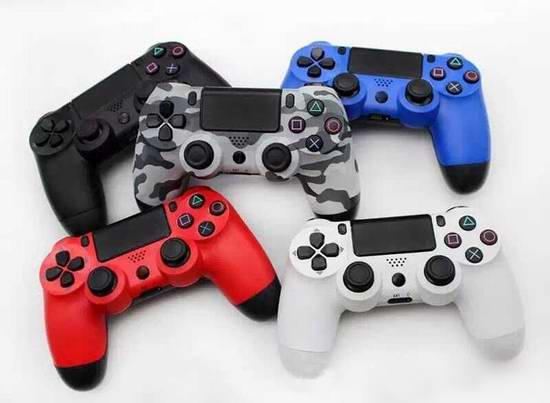 历史最低价!Sony 索尼 DualShock 4 无线游戏控制器/游戏手柄(PS4) 49.96加元限时特卖并包邮!4色可选!