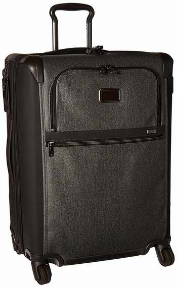 历史新低!TUMI 途明 Alpha 2 26英寸拉杆行李箱4折 424.09加元限时清仓并包邮!