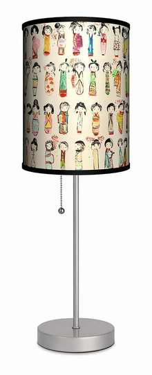历史新低!Lamp-In-A-Box SPS-FAR-AGKOK 日本木偶娃娃主题台灯2.5折 13.01加元限时清仓!