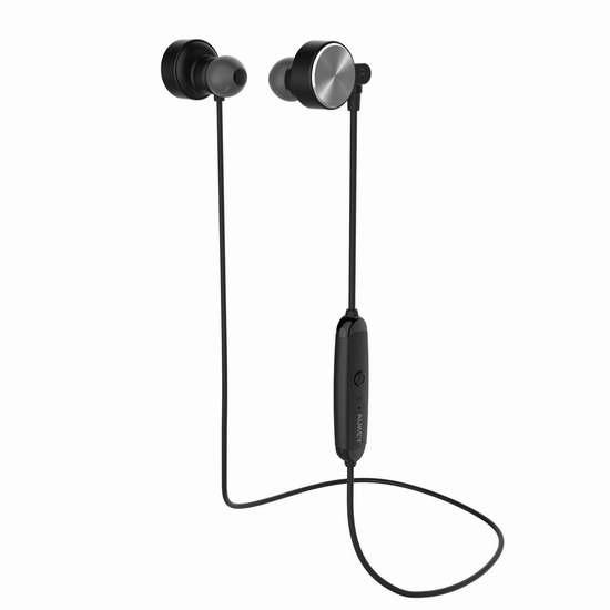 历史新低!AUKEY 入耳式蓝牙无线耳机 9.99加元限时特卖!