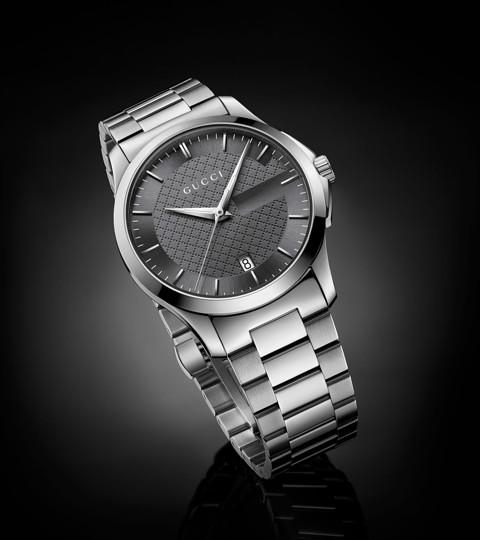 历史新低!Gucci 古驰 YA126441 Timeless 男士时尚腕表4.4折 369.77加元限时特卖并包邮!