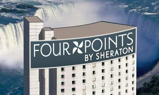 大瀑布 Four Points by Sheraton 瀑景喜来登酒店客房1.5折 49美元起!