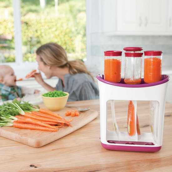 历史最低价!Infantino Fresh Squeezed 婴幼儿辅食袋灌装器 18.97加元!