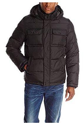 精选大量男式时尚防寒服、羽绒服、夹克等清仓销售!售价低至19.58加元!