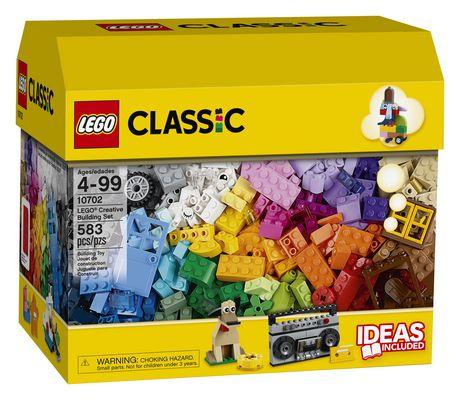 LEGO 乐高 10702 经典创意系列中号积木盒(583pcs) 30加元限时清仓!