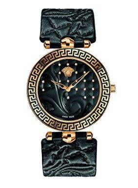 历史新低!Versace 范思哲 VK7070013 Vanitas 女士钻石腕表4折 1026.9加元限时清仓并包邮!