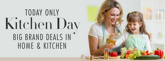 Amazon厨房日,精选大量厨房用品、小家电等特价销售!