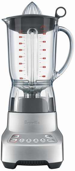历史最低价!Breville BBL405BAL Hemisphere 食物粉碎搅拌料理机 99.99加元限时特卖并包邮!