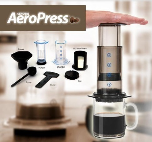 AeroPress 爱乐压 便携式咖啡机 40.71加元限量特卖并包邮!