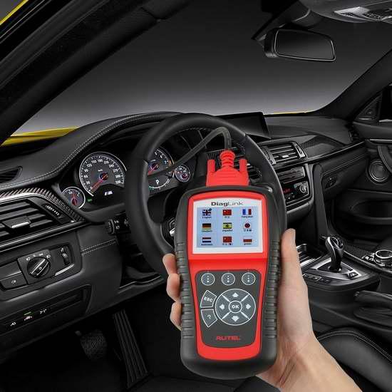 Autel OBD2 MD802 DIY版汽车故障诊断仪 118.99加元限量特卖并包邮!