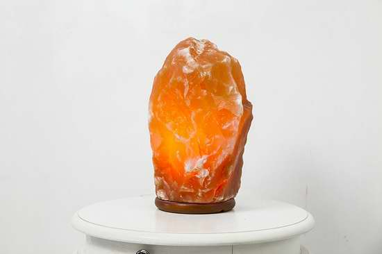 MJMA 7英寸喜马拉雅纯天然负离子水晶盐灯 20加元限量特卖!