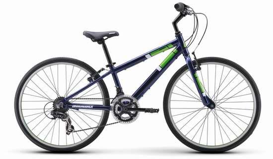 历史新低!Diamondback Bicycles Insight 24寸青少年变速山地自行车4.2折 169.22加元限时特卖并包邮!
