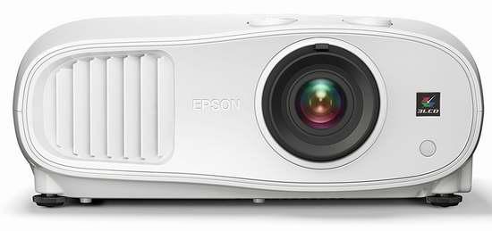 金盒头条:历史新低!Epson 爱普生 Home Cinema 3000 1080p 3D 3LCD 家庭影院投影仪 899.99加元限时特卖并包邮!