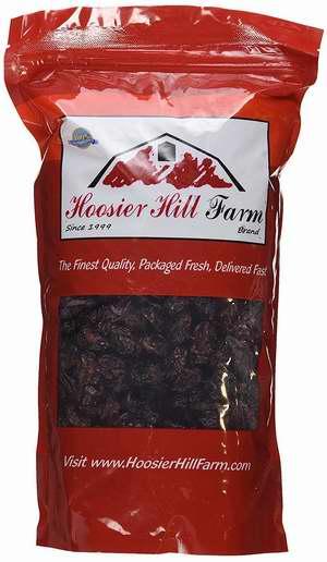 Hoosier Hill Farm 纯天然酸甜樱桃果干2磅 20.39加元限量特卖!