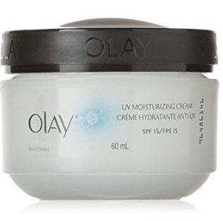 Olay UV 防晒保湿霜 8.47加元特卖(SPF15,维生素E和B3 ) !