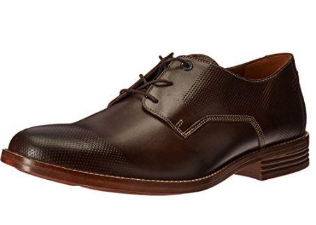 Hush Puppies 男士 Glitch Parkview 牛津鞋 48.38加元(3色),原价 165加元,包邮