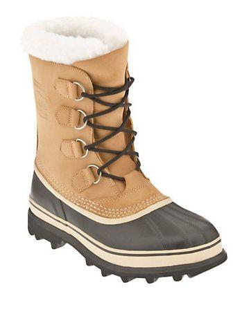 反季囤货!SOREL Caribou男士雪鞋 100加元(7码),原价 200加元,包邮