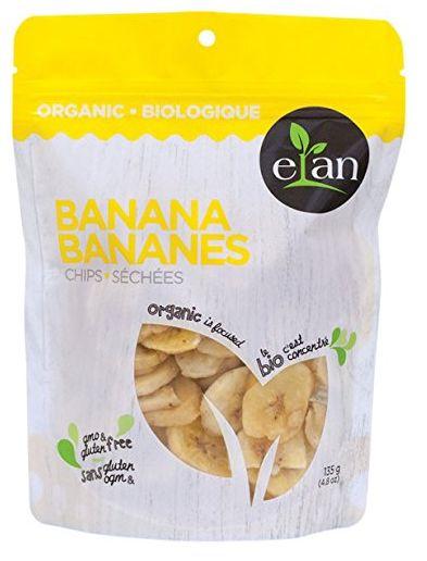 ELAN 有机香蕉片干 2.56加元特卖!