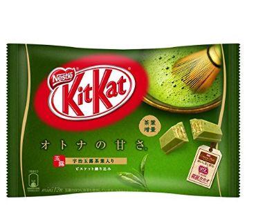 无法抵挡的美味!Kit Kat Mini抹茶夹心饼干 4.99加元特卖!