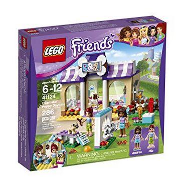 LEGO 乐高 41124 好朋友系列 心湖城宠物狗狗中心积木 29.86加元,原价 39加元