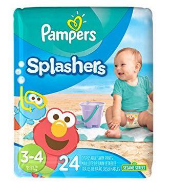 Pampers Splashers 帮宝适游泳纸尿裤 8.97加元(3-6号),原价 13.99加元