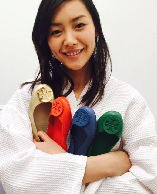 精选多款Tory Burch时尚凉鞋,平底鞋 7折特卖!