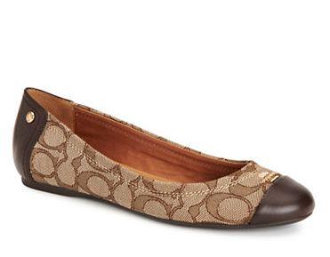 精选 36款 COACH 美鞋 5折起特卖,折后低至77.5加元!全场包邮!