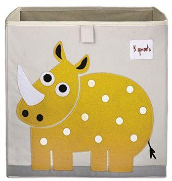 3 Sprouts 卡通图案收纳盒 11.99加元(2款),另一款羊和刺猬图案10.99加元,原价 22加元