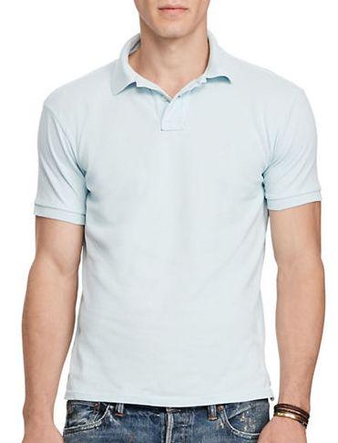 POLO RALPH LAUREN经典Polo衫 69.99加元(2色),原价 95加元