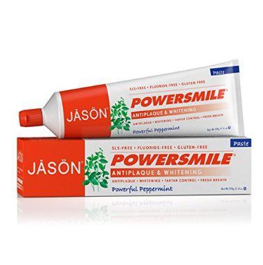 $5.19 (was $6.49) Jason Natural Powersmile Whitening Toothpaste, 6-Ounce