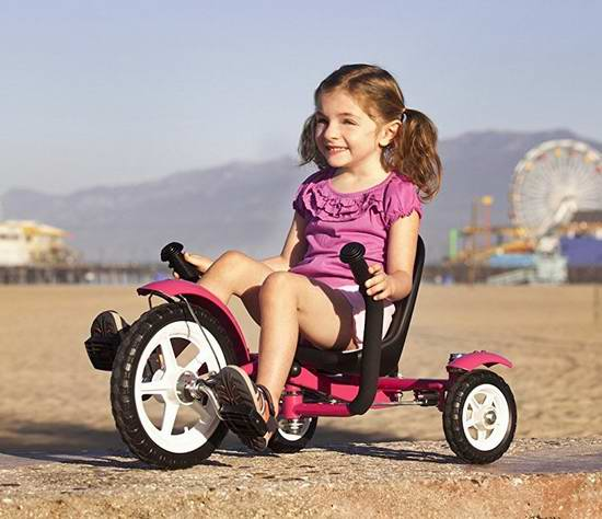 Mobo Tri-701P Tot 12英寸儿童旗舰版三轮车3.7折 110.4加元限时清仓并包邮!