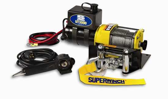 金盒头条:精选14款 Superwinch 汽车绞盘6折起限时特卖并包邮!