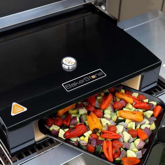 历史新低!BakerStone Pizza Oven Box 便携式烤箱 92.65加元限时特卖并包邮!