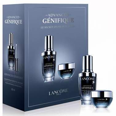 LANCÔME 兰蔻 Genifique 小黑瓶系列超值套装(价值212加元),仅售130加元包邮!
