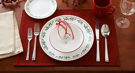 历史新低!Corelle 康宁 Livingware 餐具16件套4.3折 39.97加元限时特卖并包邮!
