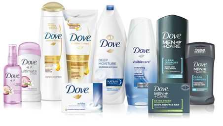 精选75款 Dove 多芬 洗护发液、沐浴乳、香皂等洗浴产品5折起限时特卖!