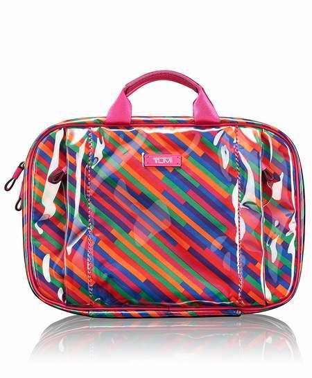 历史新低!Tumi 途明 Journey Monaco 女士时尚手拿包/旅行化妆包5折 64.73加元限时特卖并包邮!