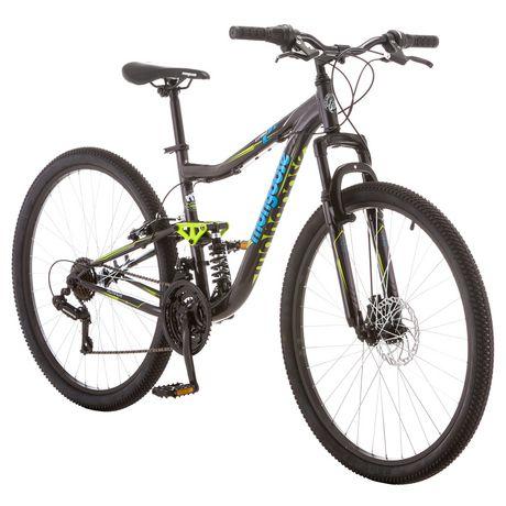 Mongoose Ledge 2.2 27.5英寸男式21速山地自行车 149加元限时清仓并包邮!