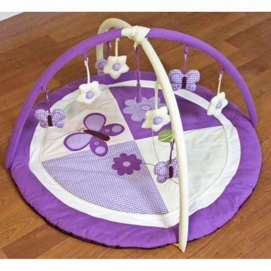 历史新低!Pam Grace 婴幼儿健身游戏垫4.2折 20.84加元限时特卖!