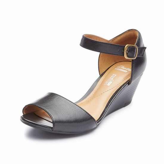 精选470款 Clarks、Hush Puppies、Naturalizer、Skechers 等品牌女式时尚鞋靴2折起限时清仓,售价低至6.94加元!