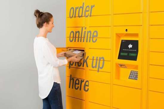Amazon推出包裹寄存柜服务,收货退货更方便!