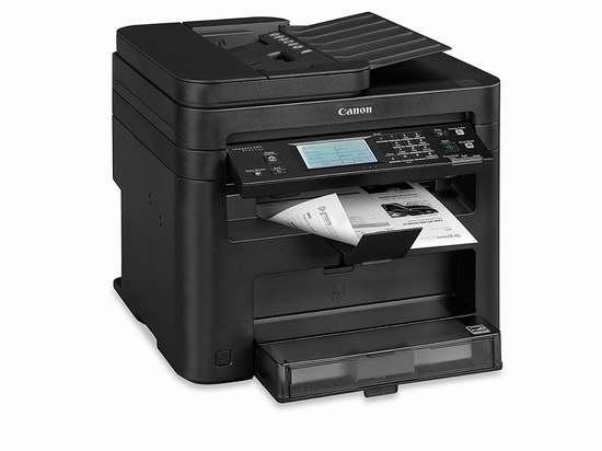 历史新低!Canon 佳能 imageCLASS MF247dw 多功能一体 无线自动双面 黑白高速激光打印机5折 149.99加元包邮!