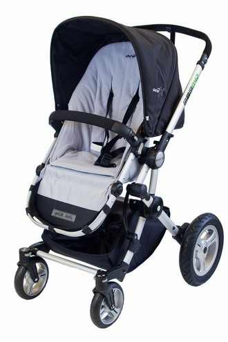 历史新低!guzzie+Guss 042 顶级豪华四轮婴儿推车 440.99加元限时特卖并包邮!