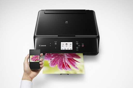 历史新低!新款 Canon 佳能 PIXMA TS6020 无线多功能一体彩色喷墨打印机 79.99加元限时特卖并包邮!